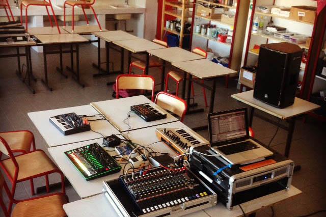 Atelier musiques électroniques & actuelles image