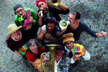 L'ORCHESTRE DES PAS MUSICIENS image