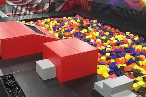 Jump Indoor, trampoline Park image