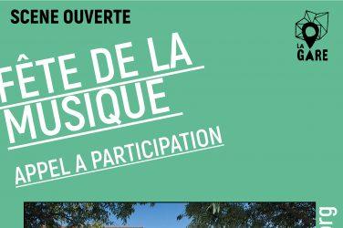 Appel à participation Fête de la Musique ! image