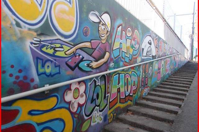 Urban Act#1 - Concert Exposition Danse Jeux Ateliers Skate image