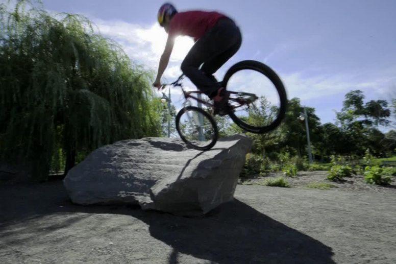Sortie bike & croque image