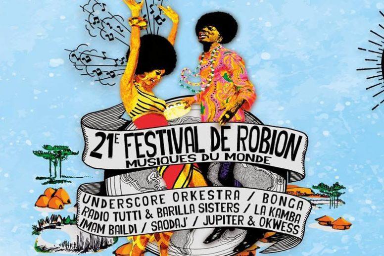 Festival de Robion du 12 au 22 juillet 2017 image