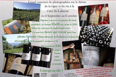 Concours de photographies image