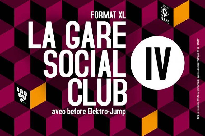 La Gare Social Club XL #4 image