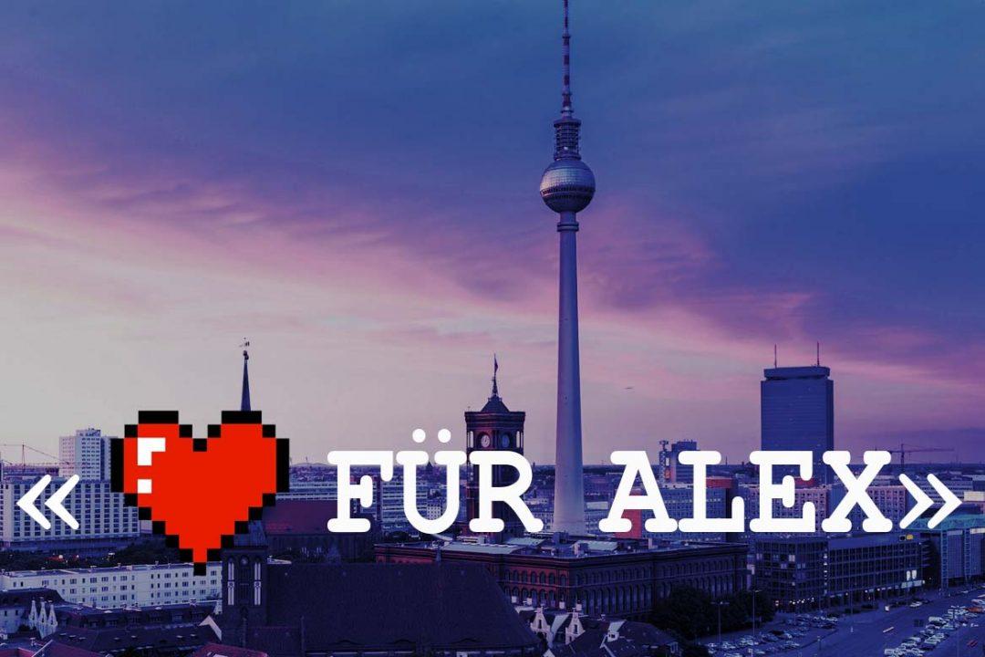 """LEPOLE : """"<3 für Alex"""" (dj set audiovisuel)"""