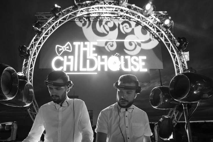 THE CHILDHOUSE