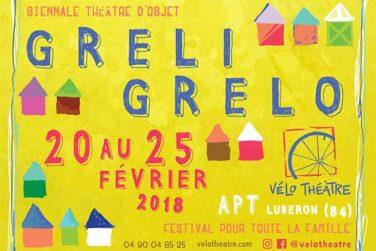 Festival Greli-Grelo #10 - Biennale Théâtre d'objets image