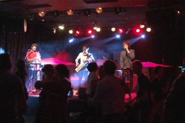 Vidéo Live - Bal Pop Tronic - le 2.12.17 à La Gare image