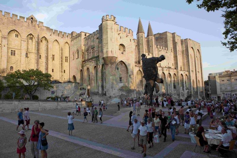 Balade à Avignon image