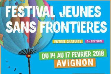 Festival Jeunes sans frontières - Du 14 > 17/02 Avignon image