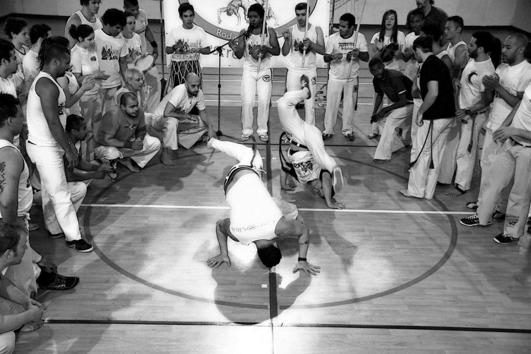 Stage de Capoeira - Remplacer par stage vidéo image