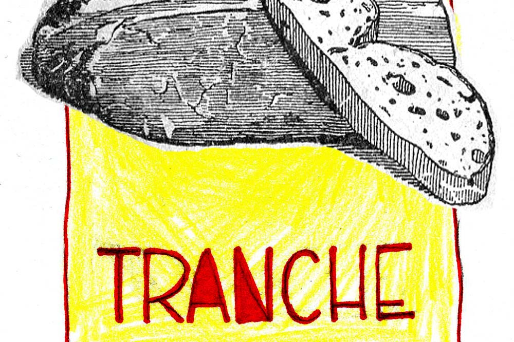 """Test artistique avec """"Tranche"""", Lun. 26/03 à La Gare image"""