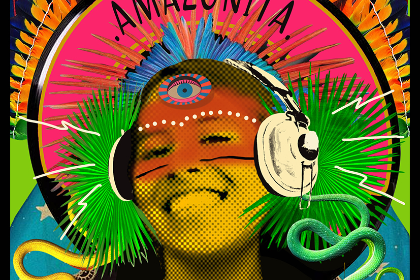 Amazonita djette