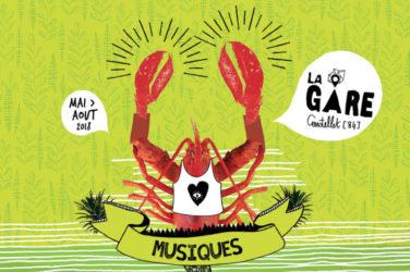 Programme Musiques MAI AOUT 2018 image