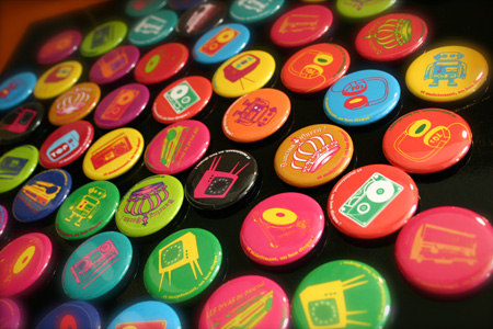 Fabrication de Badges image