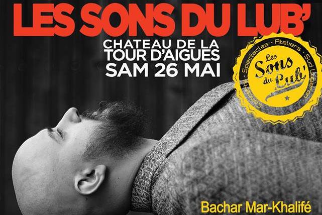 Bachar Mar-Khalifé + La Chica // Sam. 26/05 à La Tour d'Aigues image