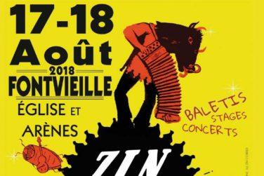 ZinZan Festival #11 - 17 et 18 août à Fontvieille image