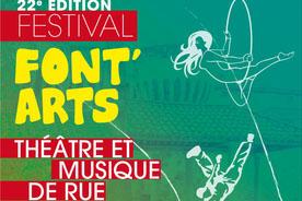 Festival Font'Arts - Les 3,4,5 août à Pernes les Fontaines image