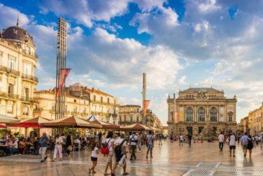 Journée à Montpellier image