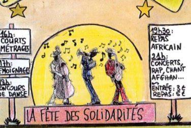 Les jeunes réfugiés du Vaucluse organisent... . Sam. 8/09 à Avignon image