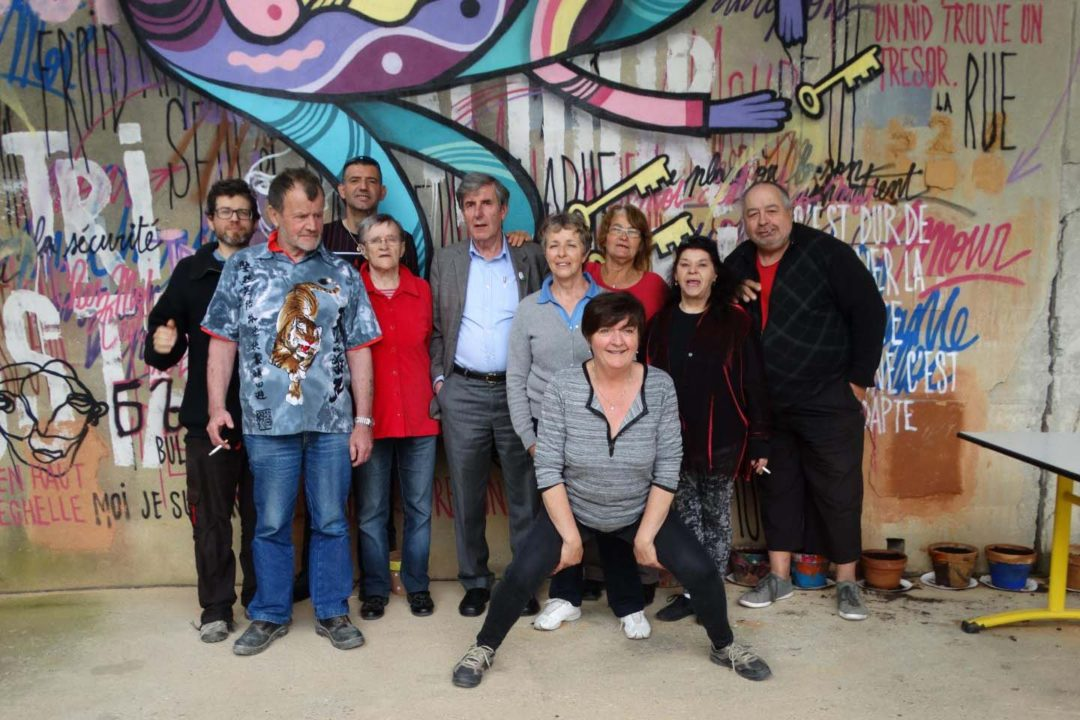 WORKSHOP : SOUNDPAINTING - Hors les murs image