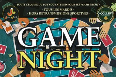 Game Night - avec Jeux Jubil' . Mardis à Avignon image
