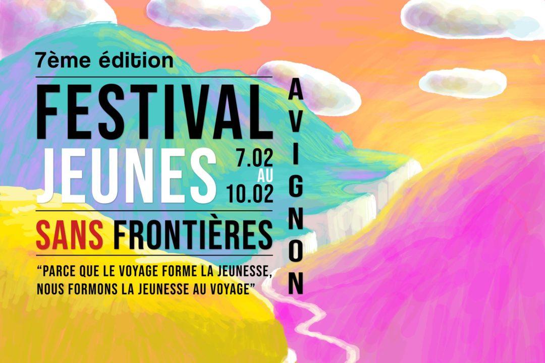 Festival Jeunes Sans Frontière . Du 7 au 10 Fév. - Avignon image