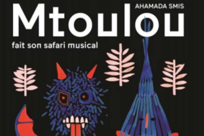 """""""MTOULOU FAIT SON SAFARI MUSICAL"""" . Au Kfé Quoi - Dim. 27/01 image"""