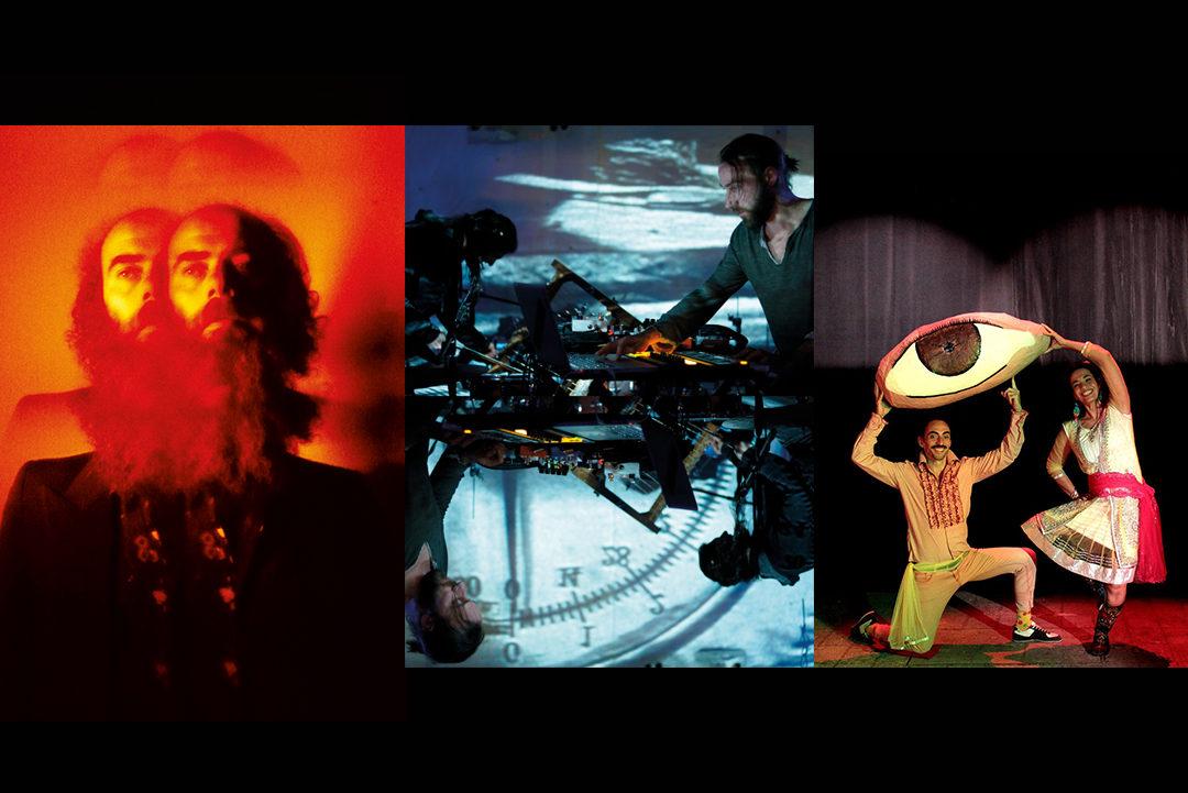 Borja Flames (duo) + Helved Rüm + Pili Coït image