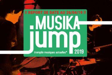 MUSIKA JUMP reporté au 26/4/19 image