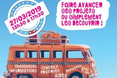 Forum Mobilité Internationale / Volontariat . Mer. 27/03 à l'Isle sur Sorgue image