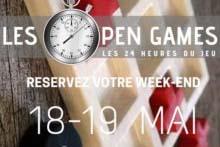 Open Games du Roc - Les 18 & 19 Mai . Bagnol sur Cèze image