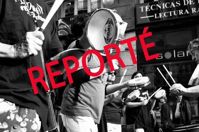Workshop : Batucada / Soundpainting // REPORTÉ image