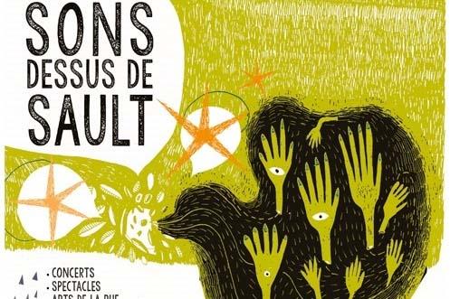 Festival Sans dessus de Sault - Dim. 9/06 image