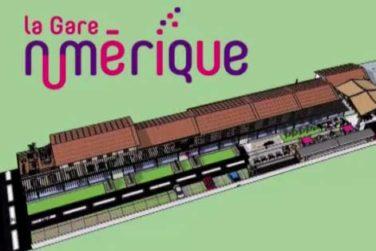VISITE DE LA GARE NUMéRIQUE * DE CARPENTRAS image
