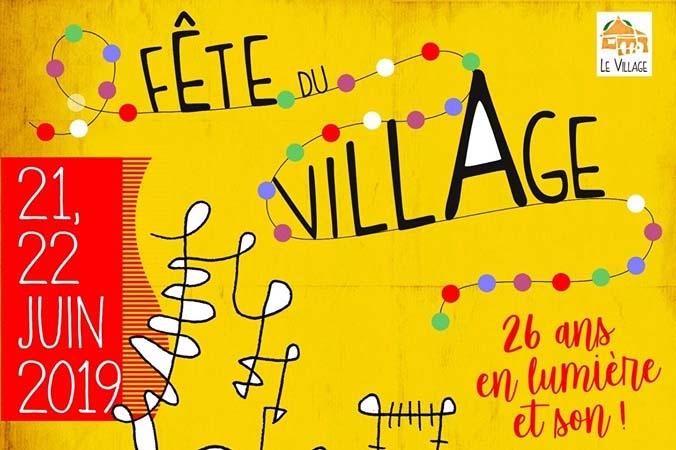 FÊTE du Village . Les 21 & 22/06 à Cavaillon image