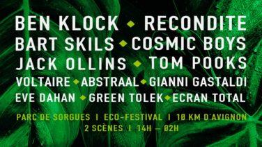 Green Fest 2019 . Sam. 13/07 . Sorgues image
