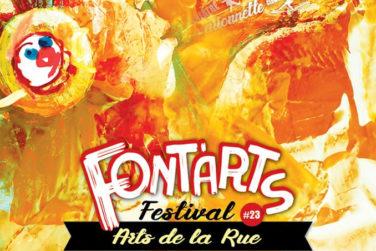 Festival Font'Arts - les 2, 3 et 4/08 . Pernes les Fontaines image