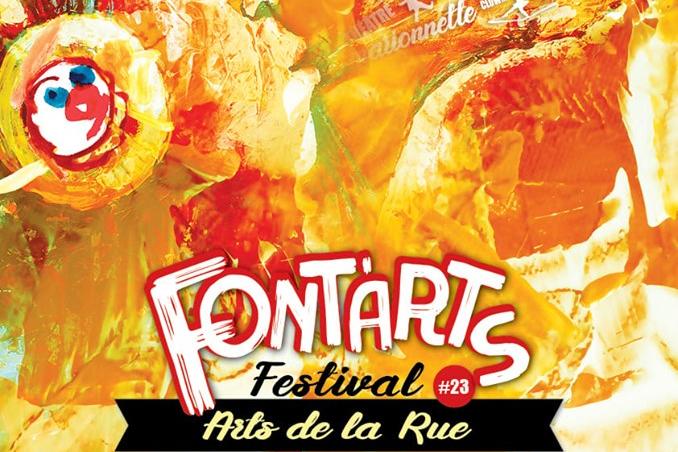 Festival Font'Arts – les 2, 3 et 4/08 . Pernes les Fontaines image