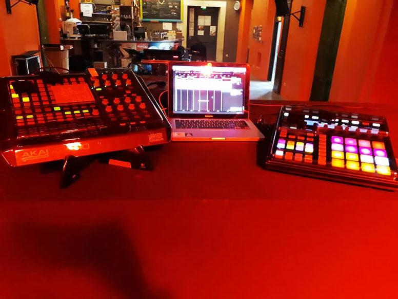 Atelier Ableton live image