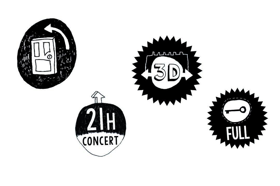 Y'a du nouveau! horaires d'ouverture, des concerts, abonnements ... image