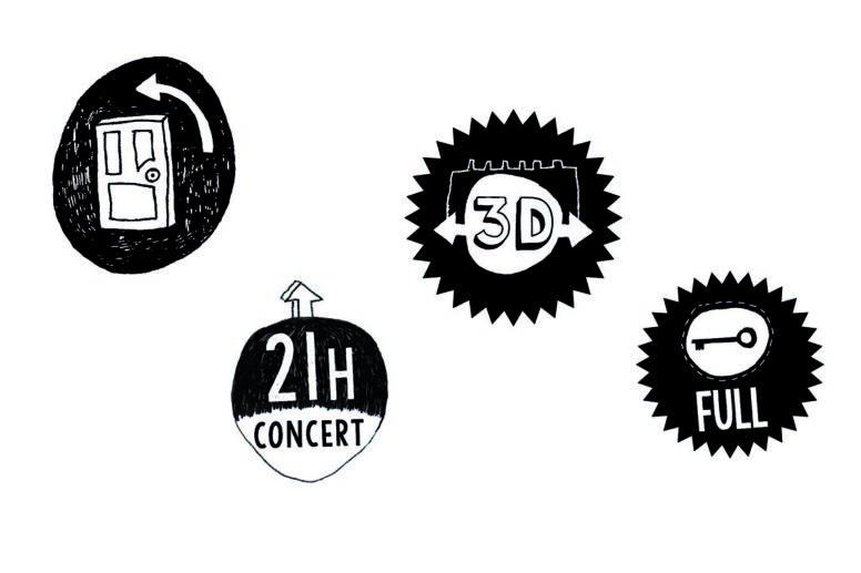 Y'a du nouveau! horaires d'ouverture, des concerts, abonnements … image