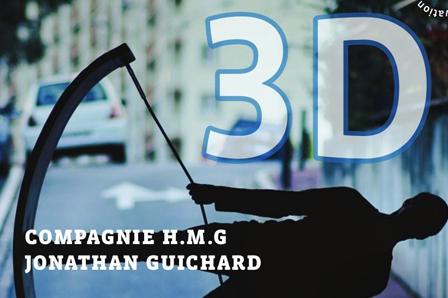 Spectacle 3D . Du 7 > 13/09 en tournée Nomades avec La Garance image