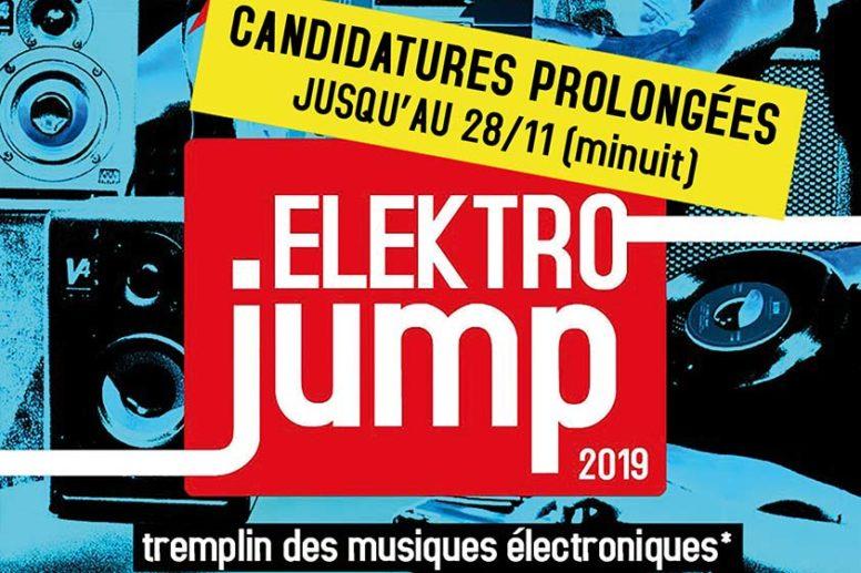 Inscrivez-vous au tremplin : ELEKTRO JUMP 2019 jusqu'au 28/11 (minuit) image