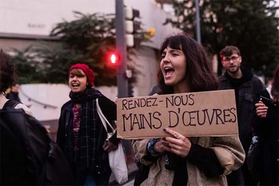 """Sauvons """"Main d'Oeuvres""""! . Centre culturel à Saint-Ouen image"""