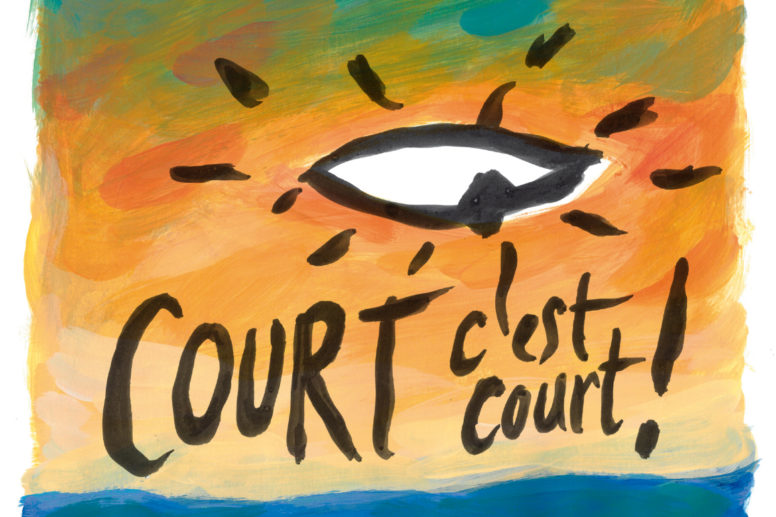 Du 13 au 17 nov. Rencontres Court C'est Court #26 . à Cabrières d'Avignon image