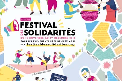 Du 15 Nov. > 1er Déc. – Festival des solidarités image