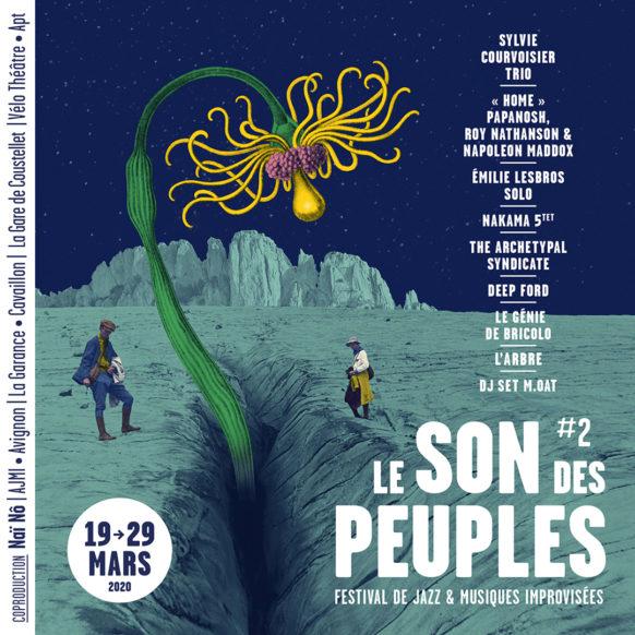 ANNULATION – Festival Le Son des Peuples #2 . Du 19 au 29/03 image