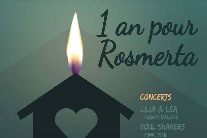 Fêtons les 1 an de Rosmerta - Sam. 21/12 à Avignon image